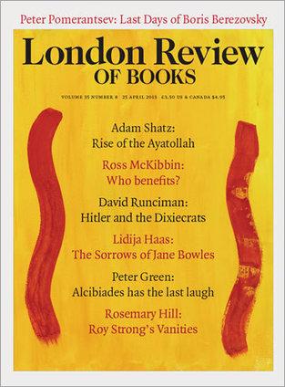 LRB · Tariq Ali · Short Cuts | Literary News | Scoop.it