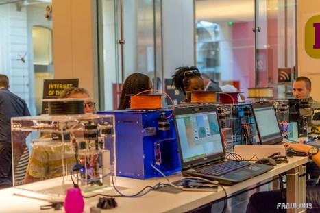 Un FAB LAB au siège de la Caisse des Dépôts et Consignations | FabLab - DIY - 3D printing- Maker | Scoop.it