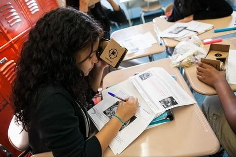 Google for Education: Bring virtual reality field trips to your school with Google Expeditions | Edtech PK-12 | Scoop.it