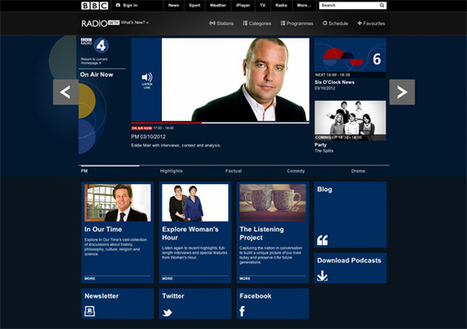 Radio and Music Beta Feedback | BBC | Radio 2.0 (En & Fr) | Scoop.it