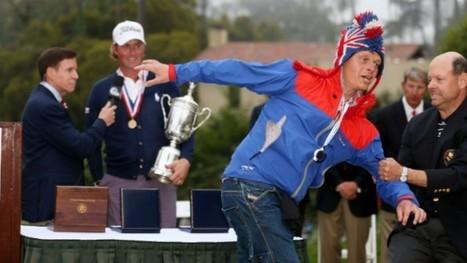 Vidéo : La drôle d'interview du vainqueur de l'US Open de golf | Golf News by Mygolfexpert.com | Scoop.it
