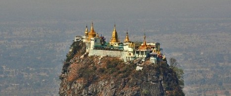 10 Incredibly Isolated Monasteries - Listverse | tourisme | Scoop.it