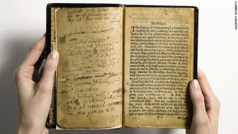Rare Psalm book sells for  million | Publishing content | Scoop.it