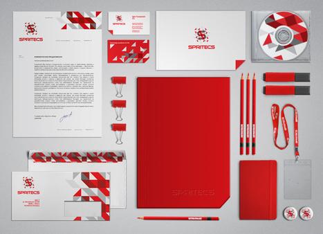 Logo and Corporate Identity design inspirations #1 | baykaraemre | Scoop.it