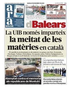 L'independentisme conquesta el Galatzó » Política » Balears ... | Titol | Scoop.it