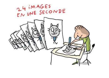 Comment fait-on un dessin animé ?   POURQUOI PAS... EN FRANÇAIS ?   Scoop.it