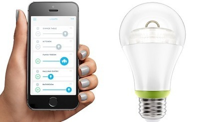 GE launches a $15 connected bulb for Wink. That's seriously cheap! | Internet Stuff | Scoop.it