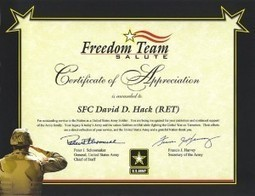 Certificates Of Appreciation - Templates, Samples & Wording | Truth is inevitable | Scoop.it