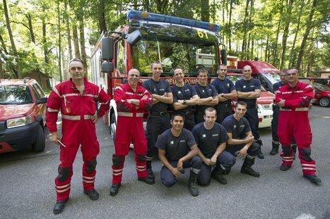 Les pompiers genevois se forment à Annecy | Annecy | Scoop.it