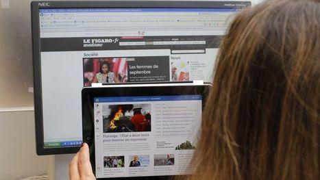 La lecture numérique accélère à grands pas | Medias & Digital | Scoop.it