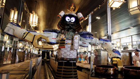 Robot revolution by 2020? Japan launches pro-robot campaign | Post-Sapiens, les êtres technologiques | Scoop.it