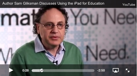 Using iPads in Education (video) - iPads in Education | EduApps | Scoop.it