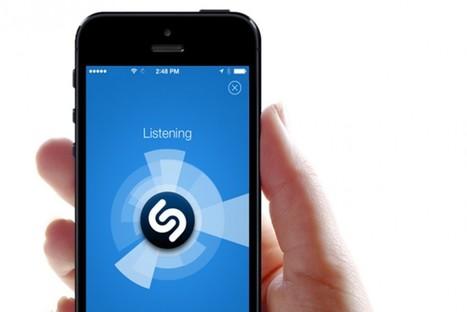 Shazam expands into the retail market #retail | Elouann Riaux | Scoop.it