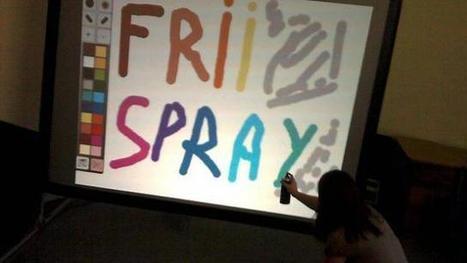 Le Friispray à la médiathèque, c'est samedi   Idées d'animations   Scoop.it