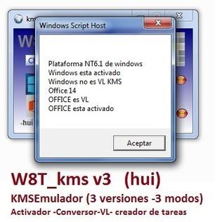 Activador W8T KMS 3.3.2 | monda | Scoop.it