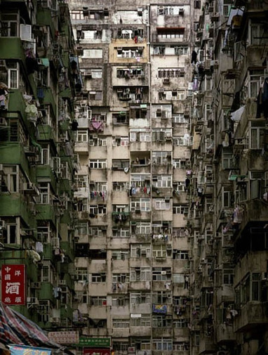 Michael Wolf and the Architecture of Density   Magical Urbanism   The Architecture of the City   Scoop.it