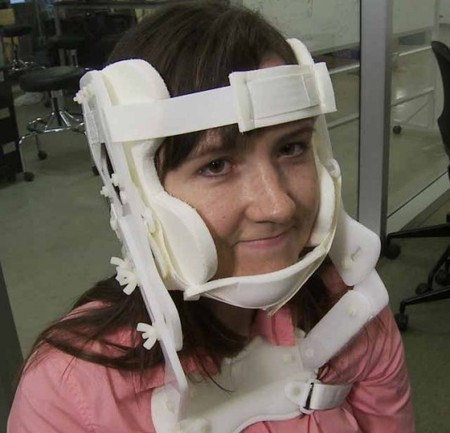 Students are creating a better, safer cervical collar | Longevity science | Scoop.it