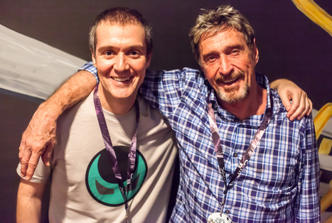 John McAfee's cybersecurity advice for Clinton and Trump (Q&A) | Vloasis vlogging | Scoop.it