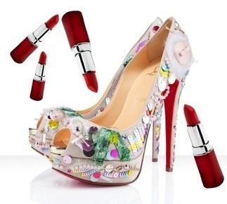 Louboutin sort son propre vernis à ongle ! | Stratégies Marketing de l'industrie de la mode et de la beauté | Scoop.it