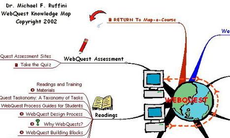 Martín La Webquest en el ámbito Universitario español (pdf ... | WebQuest 2.0 | Scoop.it