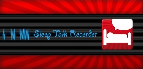 Sleep Talk Recorder - Android Apps on Google Play | Android Apps | Scoop.it