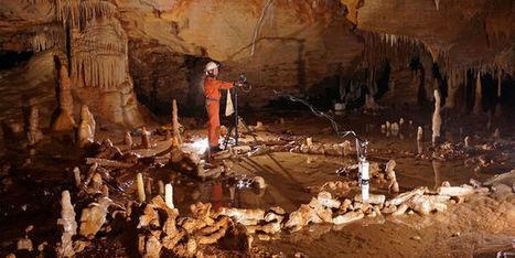 Néandertal s'aventurait au fond des grottes, 140 000 ans avant « Homo sapiens » | Actu | Scoop.it