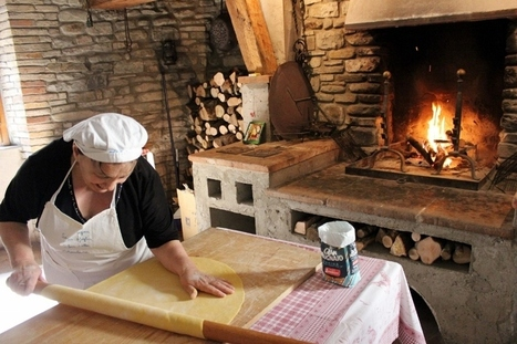 Learn to Make Pasta From a Nonna in Italy, Le Marche | Le Marche another Italy | Scoop.it