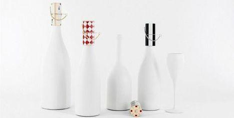 La Maison Chamly rhabille le champagne | Décoration, tendances et bons plans | Scoop.it