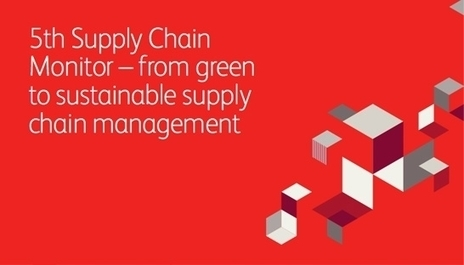 Investing in supply chain sustainability remains a strategic priority   Inspiring Sustainable End-to-End Supply Chain   Scoop.it