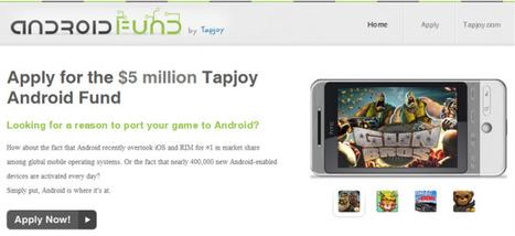 Android becomes Tapjoy's Refuge after Apple Ban   Apple Rocks!   Scoop.it
