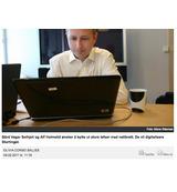 Derfor er det digitale Stortinget mer enn nettbrett | Sosial på norsk | Scoop.it