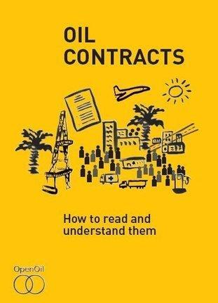 Un livre libre pour mieux comprendre les contrats pétroliers - Framablog | Intervalles | Scoop.it