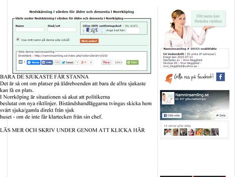 SOS!! Hur kan det bli så här!? | Sveriges Undersköterska & Specialistundersköterska Förening, SUSF | Scoop.it