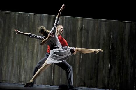 La poderosa sombra de Kylian cobija a una CND elegante, crecida y sensual | Compañía Nacional de Danza - CRÍTICAS | Scoop.it