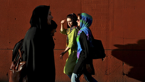 Iranian Women Make A Push For Greater Opportunities | EDified | Scoop.it
