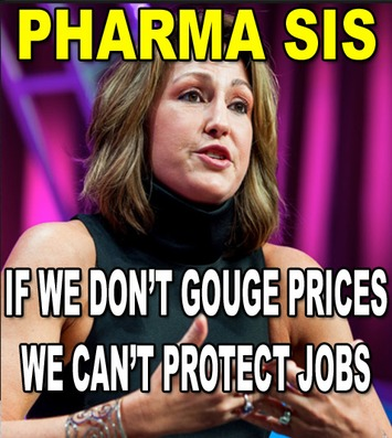 "Mylan CEO Bresch, aka ""Pharma Sis,"" Defends Price Gouging, Tax Evasion as Job Savers | Pharmaguy's Insights Into Drug Industry News | Scoop.it"