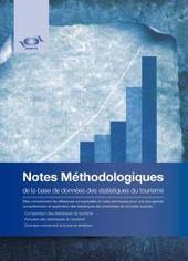 Notes méthodologiques de la base de données des statistiques du tourisme | Statistiques et Compte satellite du tourisme | Médias sociaux et tourisme | Scoop.it