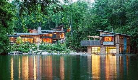 Muskoka Cottage | Art, Design & Technology | Scoop.it