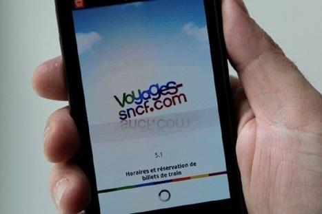 Voyages-SNCF : le mobile rassemble 40% de l'audience globale ! | E-tourisme | Scoop.it