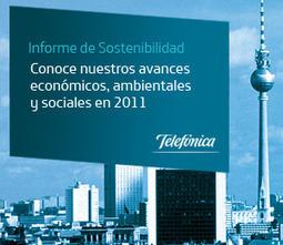 Educación y TIC – Telefónica crea una red social para profesores ... | EDUCACIÓN en Puerto TIC | Scoop.it