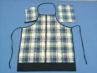 Aprons manufacturers in India, Gloves and aprons suppliers, Printed aprons wholesale, Cotton knitted hand gloves manufacturers in India | Home textiles manufacturers in India | Scoop.it