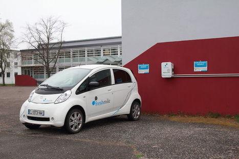 La Caisse des Dépôts investit dans la recharge des véhicules électriques avec Freshmile Services   Groupe Recharge   Scoop.it