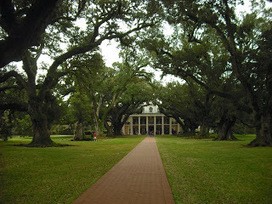 The World According to Tracy: Oak Alley Plantation | Oak Alley Plantation: Things to see! | Scoop.it