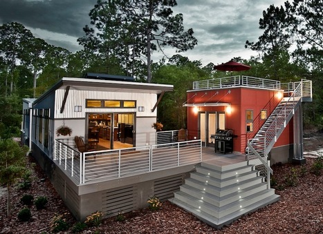 Net-Zero i-House Open for Tours in Georgia | sustainable architecture | Scoop.it