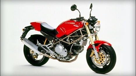 Ducati Monster : les 20 ans de règne ! | RETROMANIA | GEEK FORUM | Scoop.it