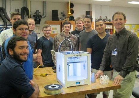 Grateful for Grants - Ephrata Review | 3D Printing in Education | Scoop.it