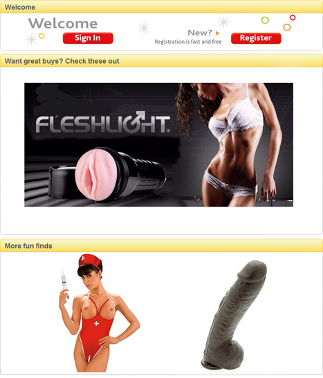 Adultbiddy.com   adult toys and cloth   Scoop.it