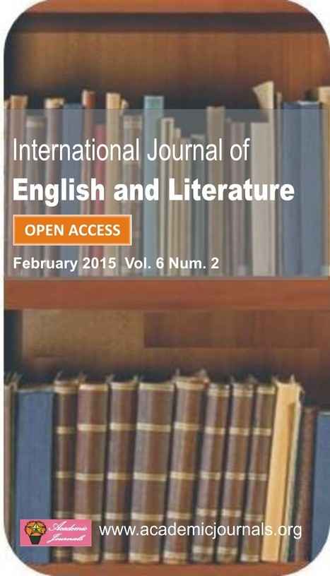 International Journal of English and Literature - jane eyre searching for belonging | Jane Eyre | Scoop.it