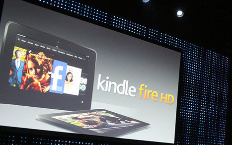 Amazon Unveils Bold New Line of Kindle Fire HD Tablets | Tips & Things it's nice to know | Scoop.it