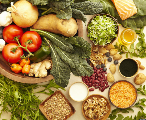 Mediterranean Diet Appears To Boost Aging Brain Power, Study Says - Huffington Post | Brain Fit Now! | Scoop.it